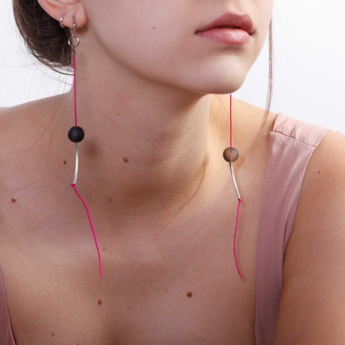 Feiner Ohrring aus Designerkollektion