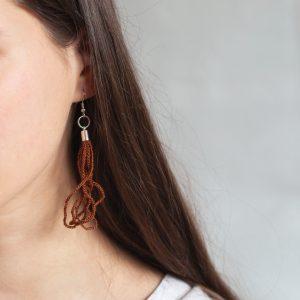 Sommerlicher Ohrschmuck Frauen Ohrhänger